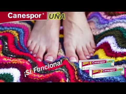 Canesten hongos uñas pies