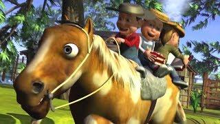 Baixar Meu Cavalo Meu Bretão | rimas em português | A Fazenda do Zenon 3 | O Reino das Crianças
