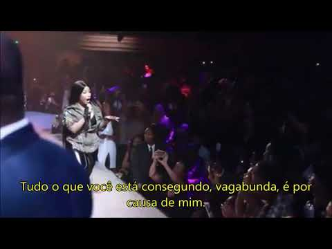 Nicki Minaj No Flag live 10/09/2017