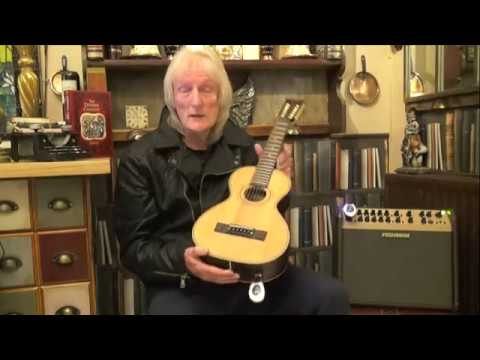 paul brett tests the xvive u2 guitar wireless system youtube. Black Bedroom Furniture Sets. Home Design Ideas