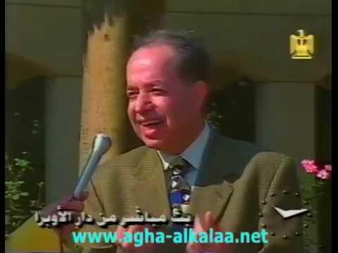 دور نظام معلومات الموسيقى العربية في كشف الإبداع في لقاء د. سعد الله آغا القلعة مع الفضائية المصرية