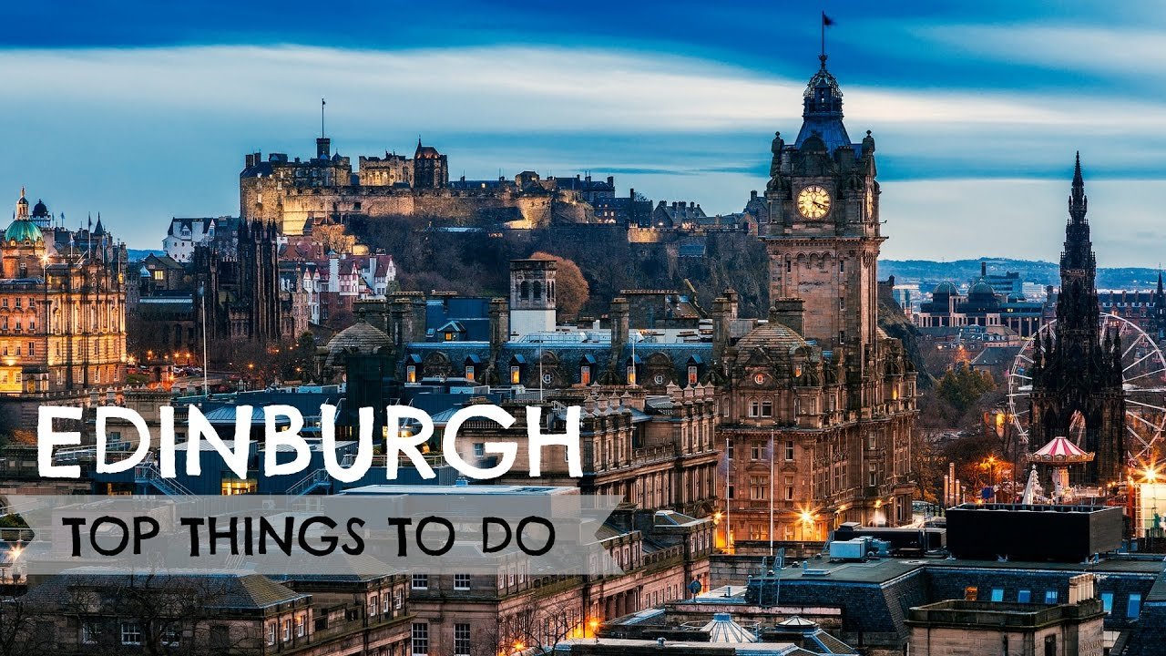 The Scottish Bucket List: 50 things you ...