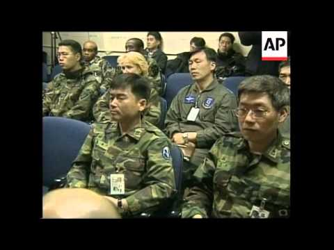 VOICER Joint US/Korean military exercises