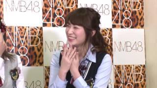NMB48のダンスの振付で1番好きな部分はどこだクイズ 日下このみ、井尻晏...