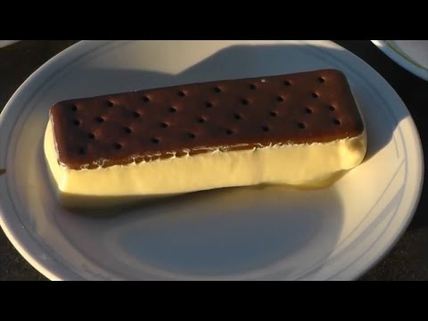 Ice Cream Sandwich Laughs In Face Of Sun