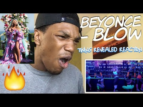 Beyonce - Blow REACTION!!