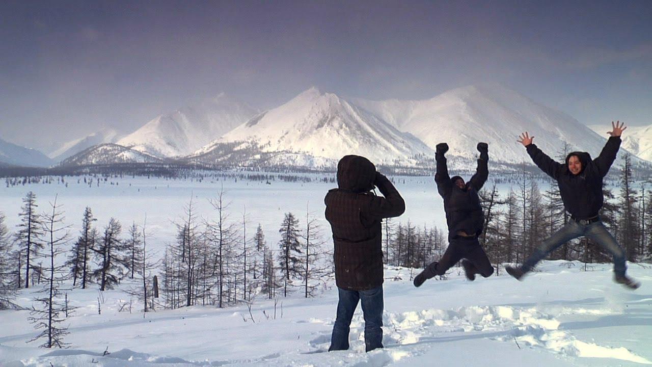 Departures Season Three E2 Russia The Bull Of Winter