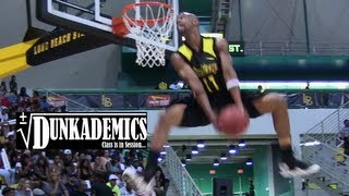 The AIR UP THERE aka Mr. 720 NEW Dunk Mix!  INSANE Dunks