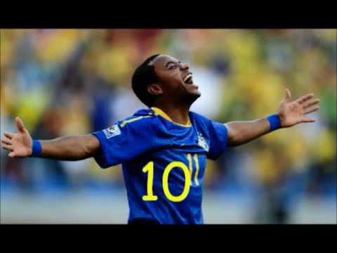 Robinho II Top 10 Goals II Bennextv