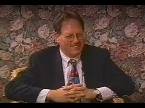 Hal Smith Interview by Monk Rowe - 9/12/1997 - Chautauqua, NY