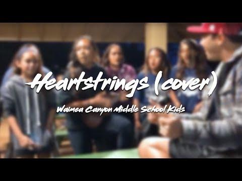 Heartstrings Cover - Waimea Canyon Middle School Kids