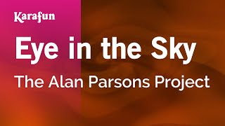 Karaoke Eye In The Sky - The Alan Parsons Project *