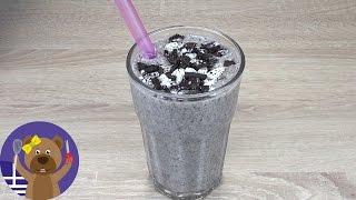 Εύκολη συνταγή : Milkshake με μπισκότα OREO και μπανάνα