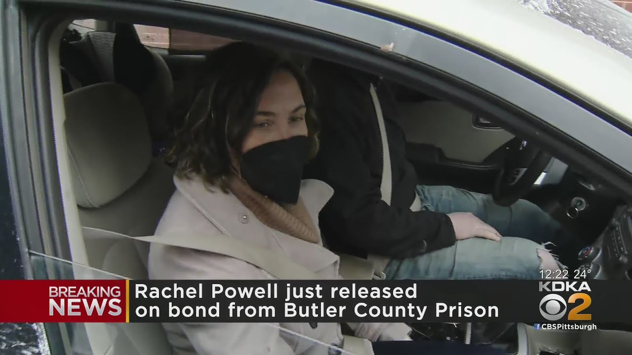 'Bullhorn Lady' Rachel Powell, Mercer Co. Woman Arrested For Role In Capitol Riot, Release
