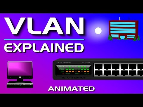 VLAN Explained