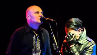 The Smashing Pumpkins w Marilyn Manson- Ava Adore   - London Koko 5th December 2014