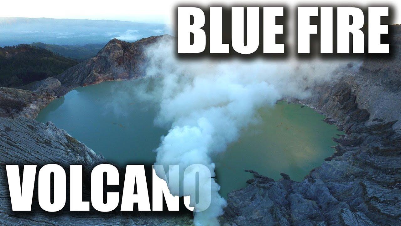 Mount Ijen Tour zum blauen Feuer von Bali nach Java - Kawah Ijen | VLOG #109