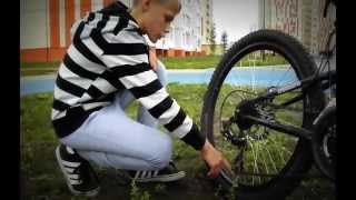 велосипед стингер видео