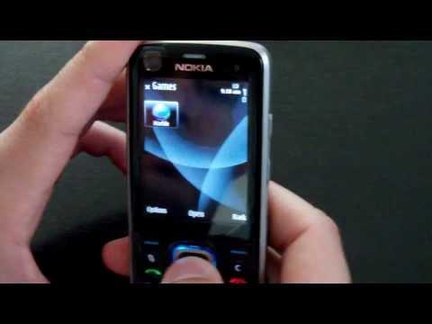 Nokia 6220 Classic Hands on HD - www.TelefonulTau.eu -