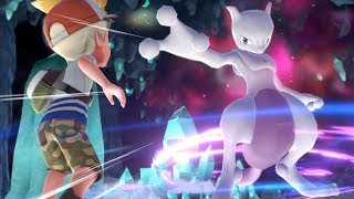 How to get Mewtwo in Pokemon Let's Go Pikachu & Eevee