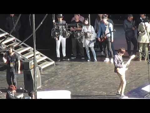 KBS LA Free Korea Festival 2014 | CN Blue- Can't Stop | Rehearsal |