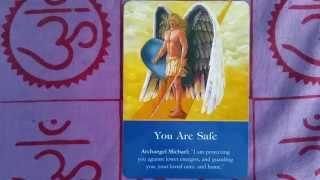 June 1-7, 2015 Weekly Angel Tarot & Oracle Card Reading