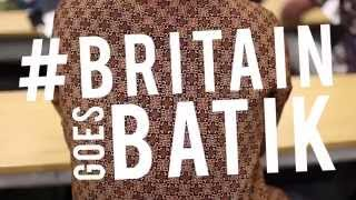 PPIUK - Britain Goes Batik