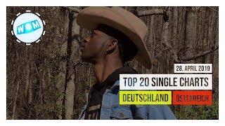 TOP 20 SINGLE CHARTS ♫ 28. APRIL 2019