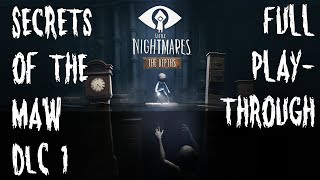 Little Nightmares Secrets Of The Maw DLC 1 The Depths