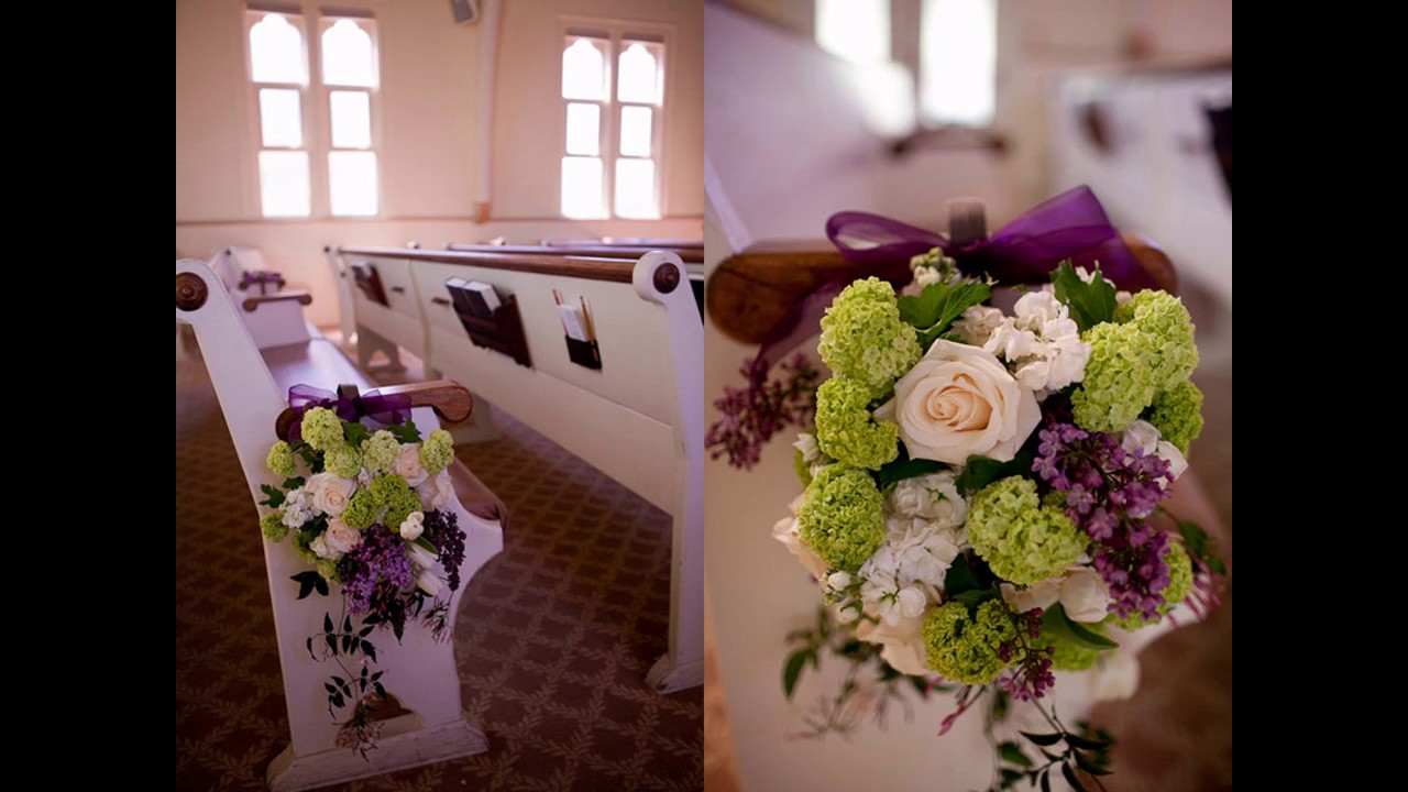 Easy Diy Ideas For Church Wedding Decorations