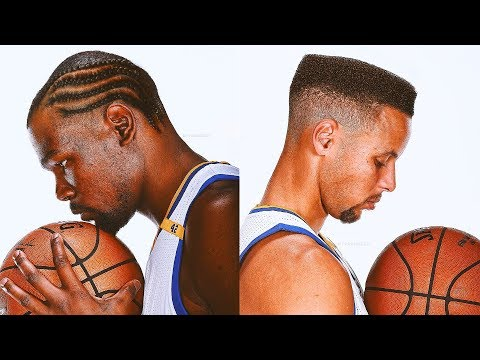 NBA Players With Different Haircuts & Hairstyles (NBA Players Hairswap)
