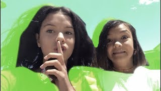 Klai SNEAKS INTO High School & PRANKS HER FRIENDS!