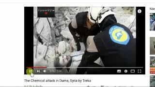 Syrien: Angriff mit gefälschten Beweisen