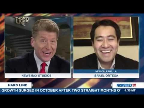 The Hard Line | Israel Ortega discusses why Donald Trump should be doing Saturday Night Live