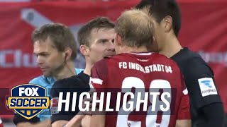Video Gol Pertandingan Ingolstadt vs FC Augsburg