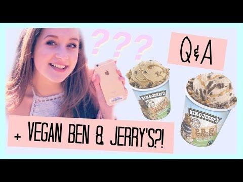 q&a-+-trying-ben-&-jerry's-vegan-ice-cream?!