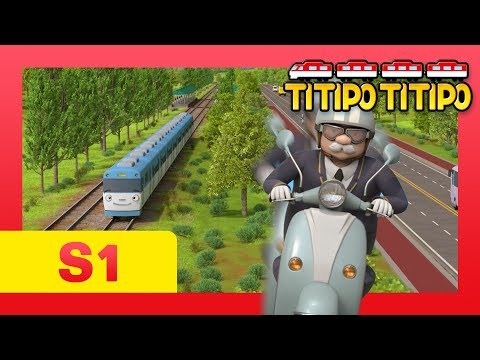 TITIPO S1 EP24 l Can Mr.Herb save Eric on time?! l TITIPO TITIPO