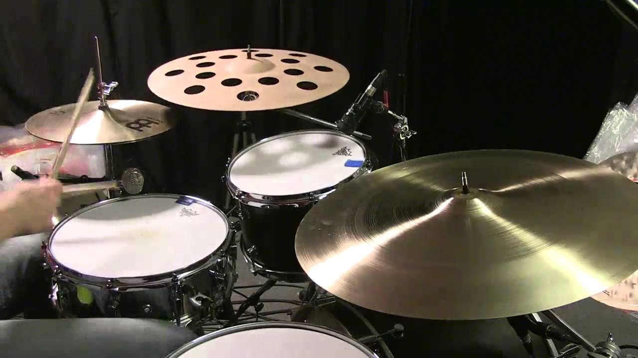 sabian prototype b8 pro ozone crash cymbal 20 1409 grams youtube. Black Bedroom Furniture Sets. Home Design Ideas