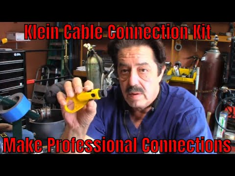 One Tool Every Handyman Needs - Klein Cable Splicer