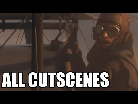 BATTLEFIELD 1 - All Cutscenes - Friends in High Places