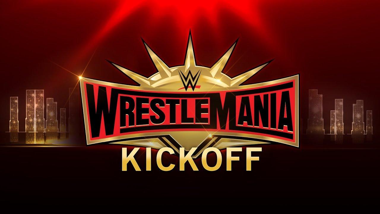 Ver WrestleMania 35 Kickoff: April 7, 2019 en Español