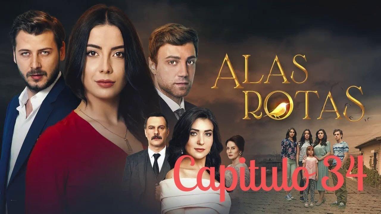 Download Alas Rotas - Capitulo 34 - Audio español