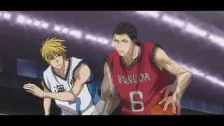 AMV Kuroko no Basket 3 - Fukuda vs Kaijo[ Haizaki Shogo vs Kise Ryota]