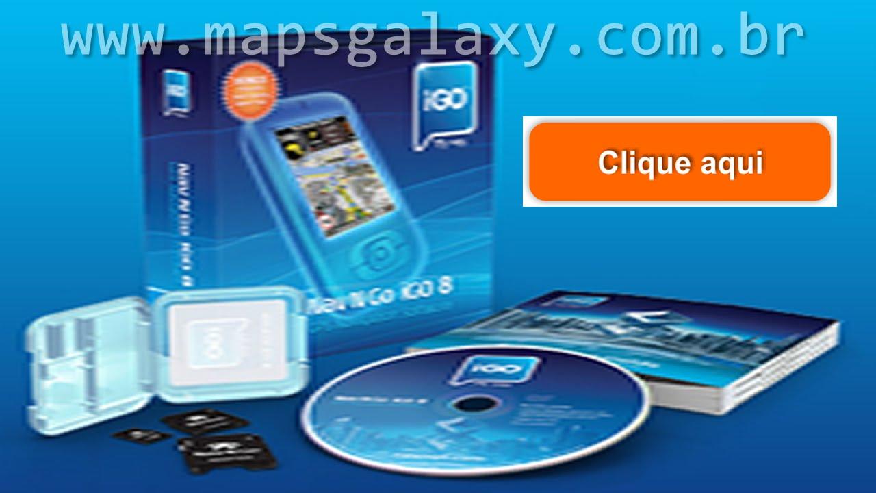 POUR EUROPE IGO8 TÉLÉCHARGER GPS