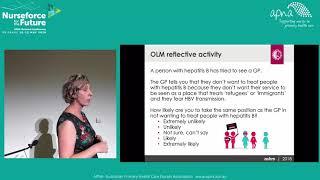 Online Learning Module for Nurses to Address Stigma & Discrimination towards Blood Borne Viruses