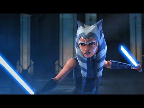 'Star Wars: The Clone Wars' Final Season Trailer