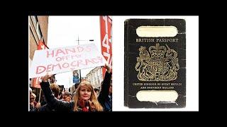 Blue passport OUTRAGE! De La Rue appeal FAILS after £4 MILLION cost revealed