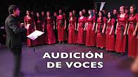 Convocatoria audiciones Coro Casa de la Cultura Ecuatoriana
