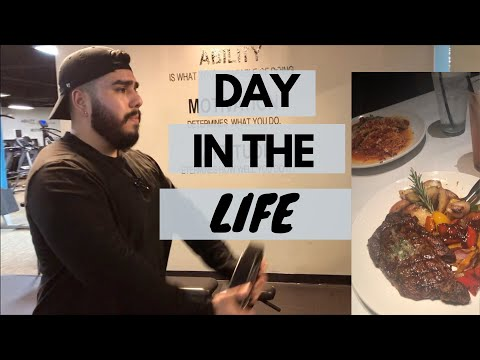 A DAY IN THE LIFE OF A FITNESS INFLUENCER - SHOULDER WORKOUT - BIG SURPRISE - 💪🏻 - 동영상
