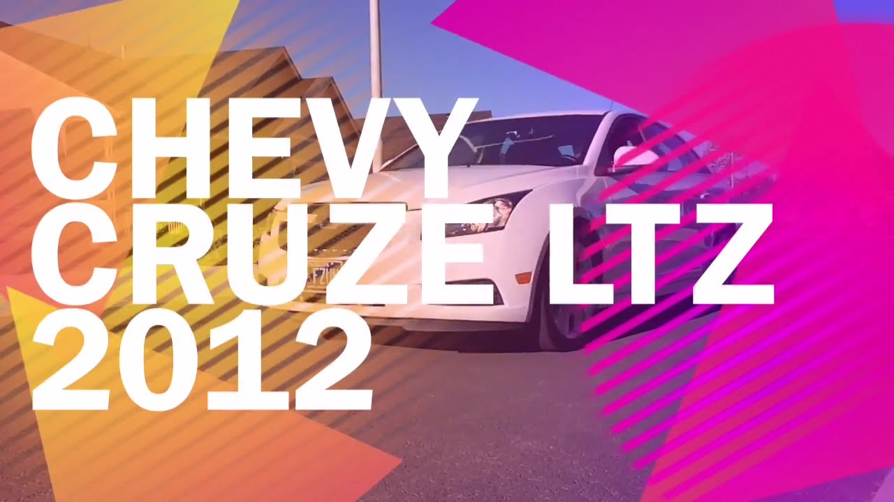 Cruze chevy cruze ltz review : Chevy Cruze LTZ Review | 0-60 + Walk Around + Test Drive | Car ...